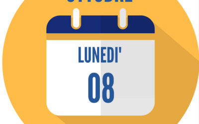 8 OTTOBRE INIZIO CORSI BIENNIO 2018-20