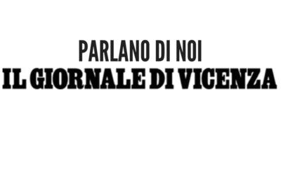 PARLANO DI NOI: IL GIORNALE DI VICENZA 01/09/2018