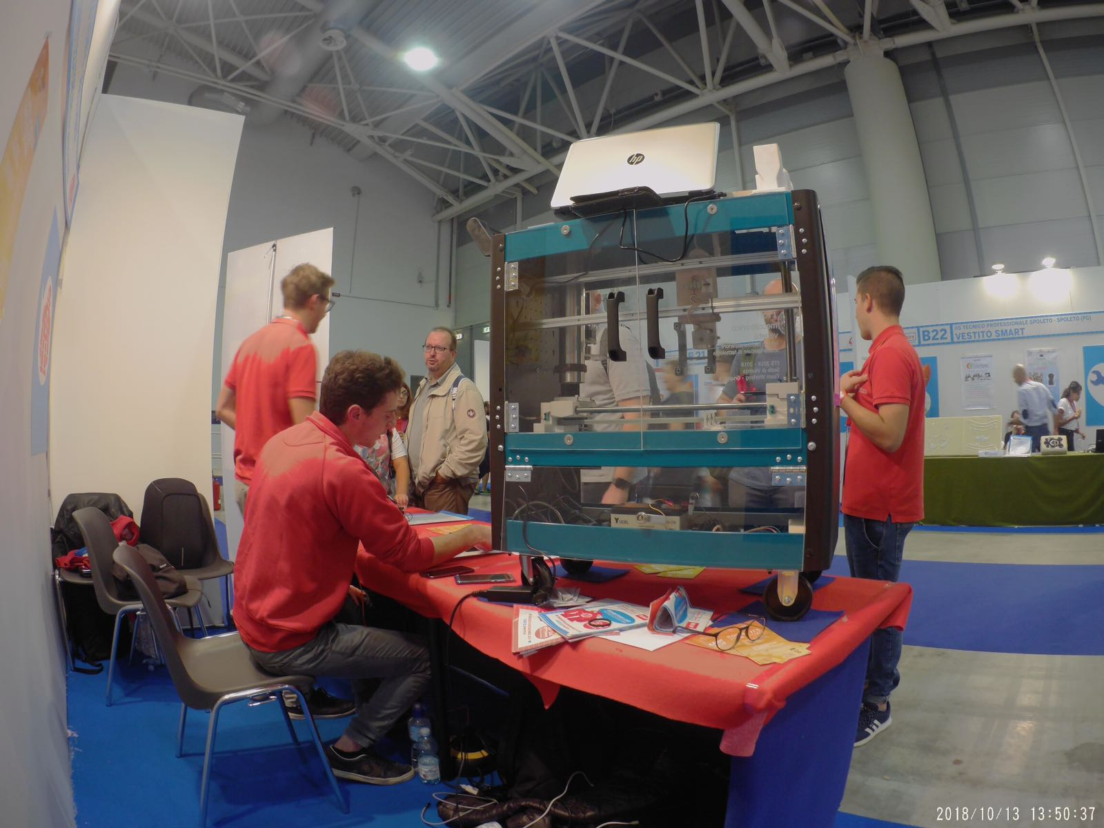 Maker Faire 2018_Stand