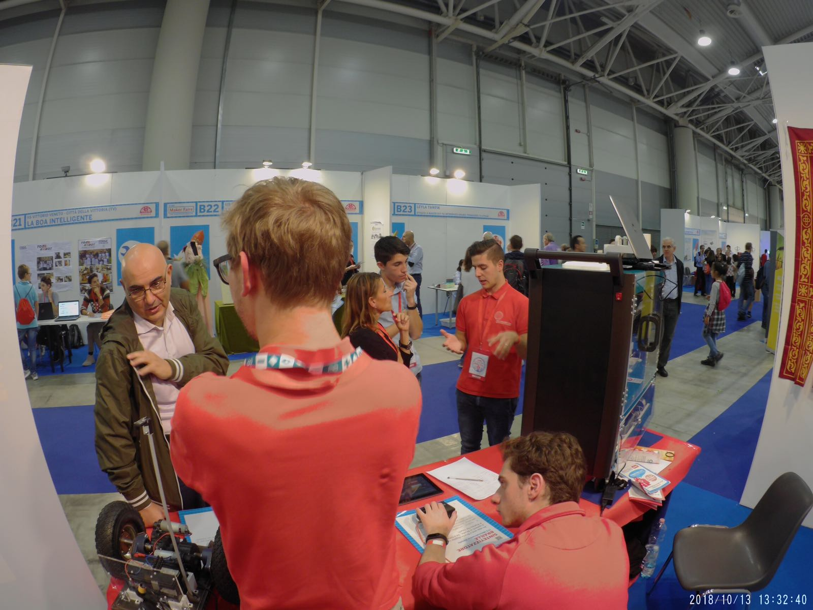 Maker Faire 2018_stand5