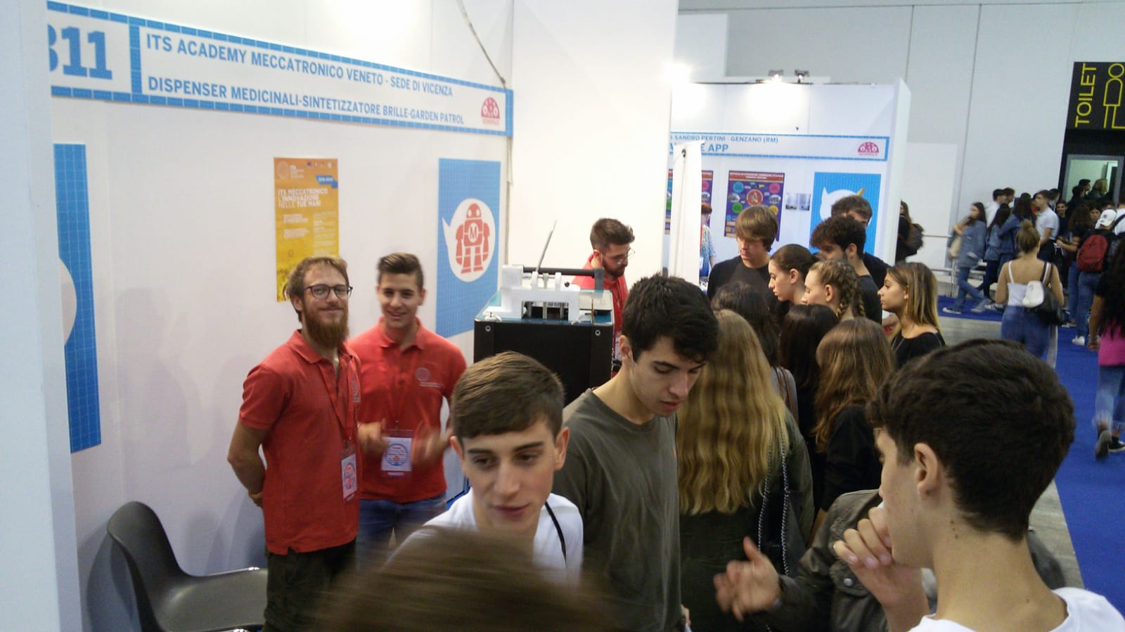 Maker Faire affluenza