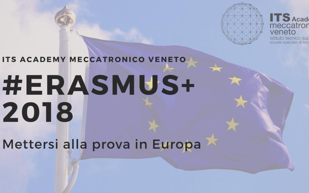 ERASMUS+ 2018: LA VOCE AGLI STUDENTI