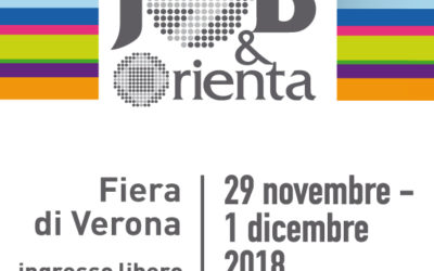 JOB ORIENTA 2018: ITS MECCATRONICO VENETO IN PRIMA FILA!