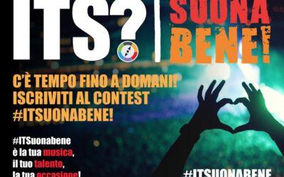 #ITSUONABENE: IL CONTEST MUSICALE ITS PER LE SCUOLE SUPERIORI