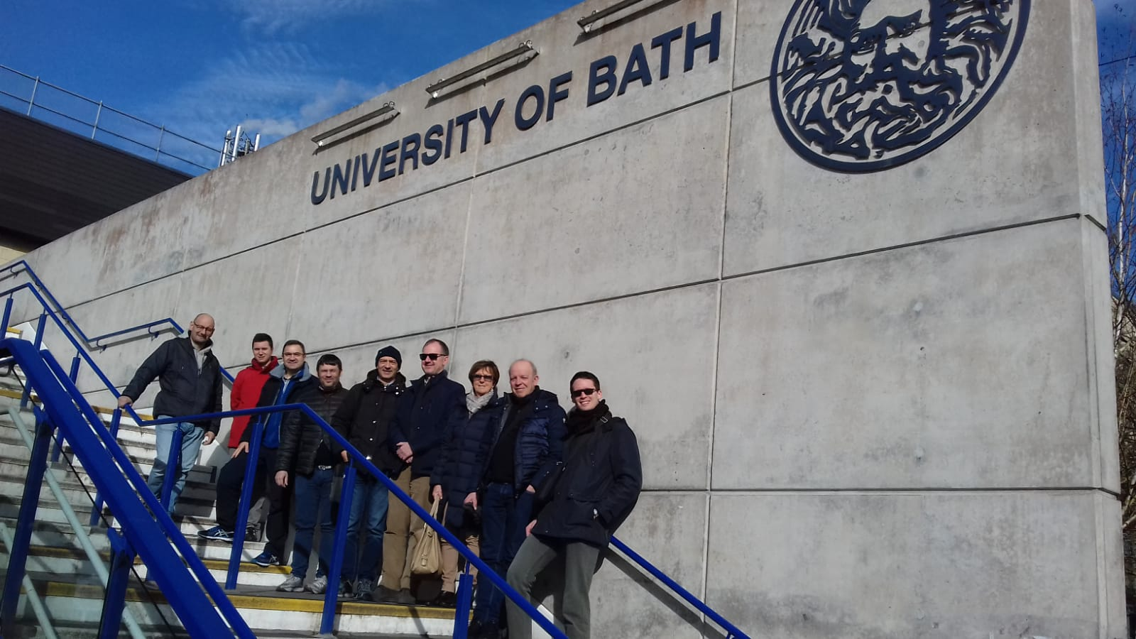 ITS Meccatronico Erasmus Bristol4 Bath