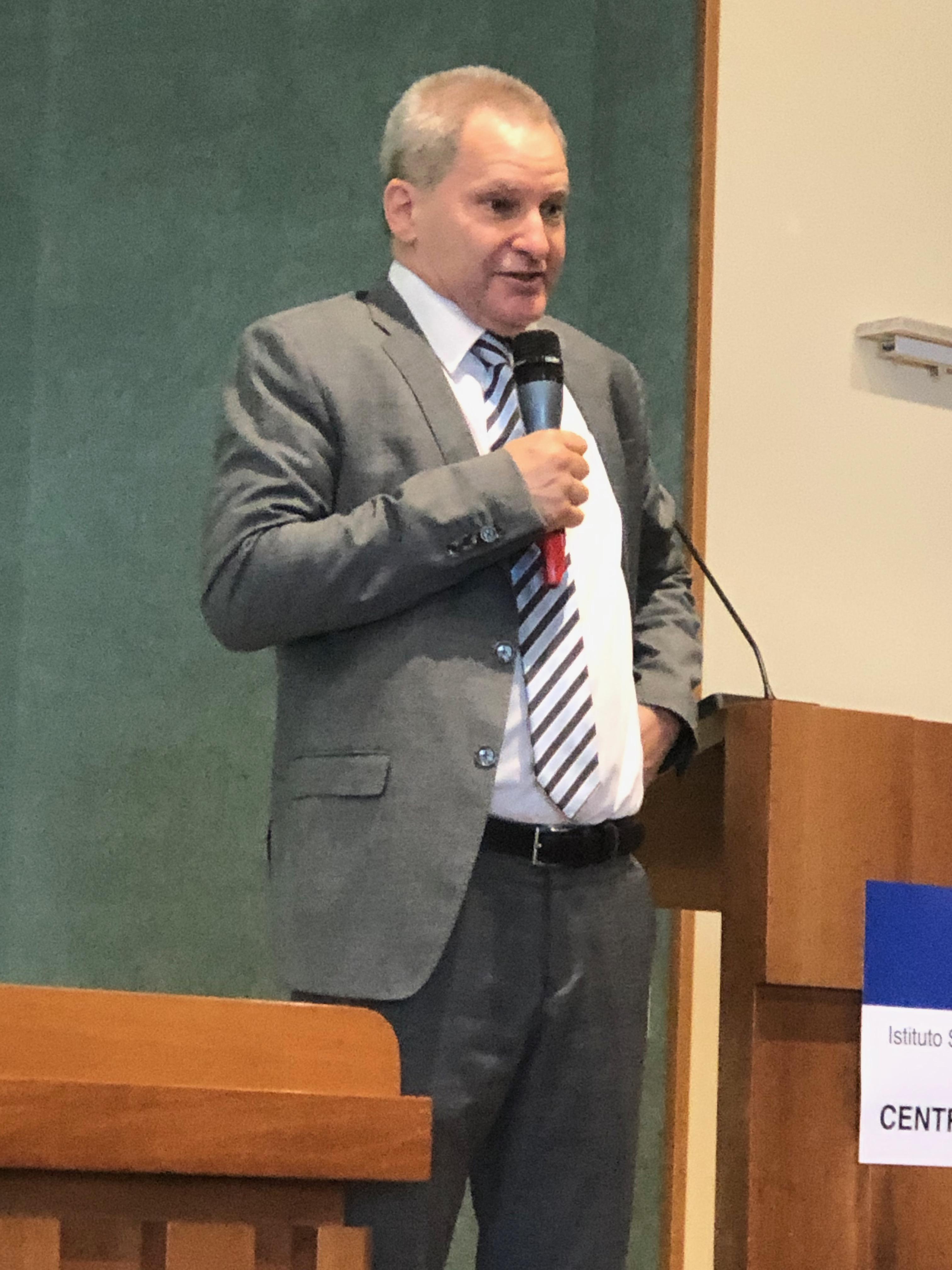 Direttore ITS Meccatronico Veneto Giorgio Spanevello