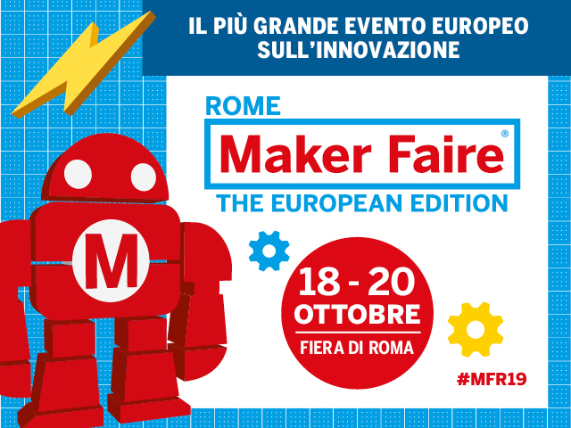 """MAKER FAIRE 2019: """"FREEDOM OF LIVING"""" IN POLE POSITION!"""