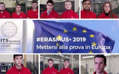 ERASMUS+ 2019: ESPERIENZE DI LAVORO E DI VITA AUTONOMA