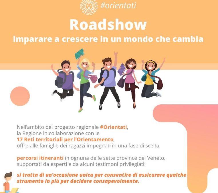 ROADSHOW #ORIENTATI
