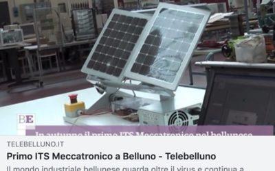 ANCHE A BELLUNO DA OTTOBRE I SUPER TECNICI IN AREA MECCATRONICA