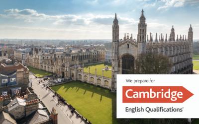 """ITS MECCATRONICO VENETO È """"PREPARATION CENTRE FOR CAMBRIDGE ENGLISH QUALIFICATIONS"""""""