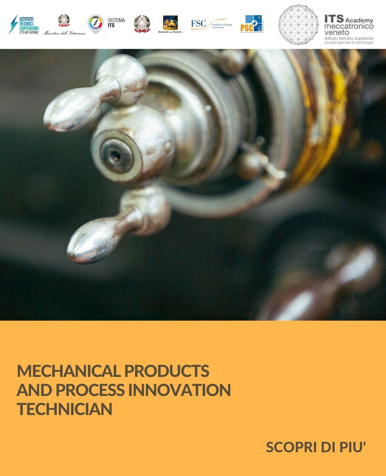 Corso innovazione meccanica ENG