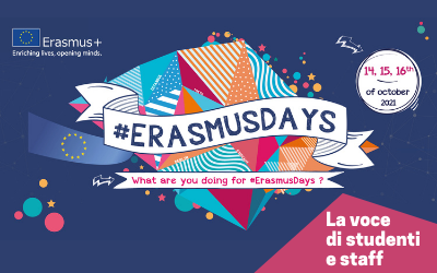ERASMUSDAYS ITS: LE VOCI